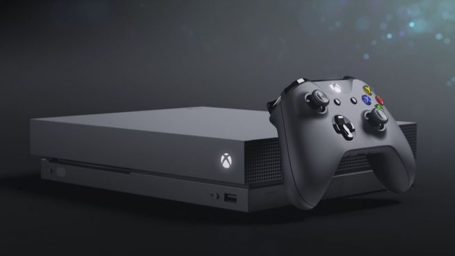 Xbox One X: Microsoft enthüllt 'Project Scorpio'