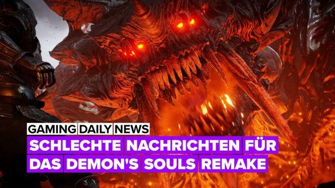 Demon's Souls Remake wird kein Raytracing enthalten