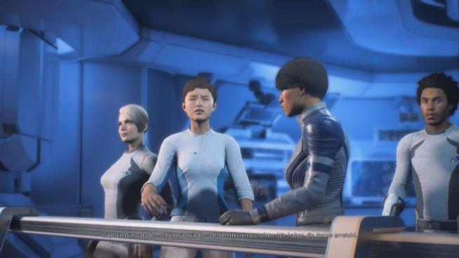 Ab ins Weltall: Neuer 'Mass Effect' Teil ist da!