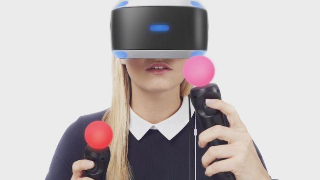 Es ist raus: Playstation VR kostet 400 Euro