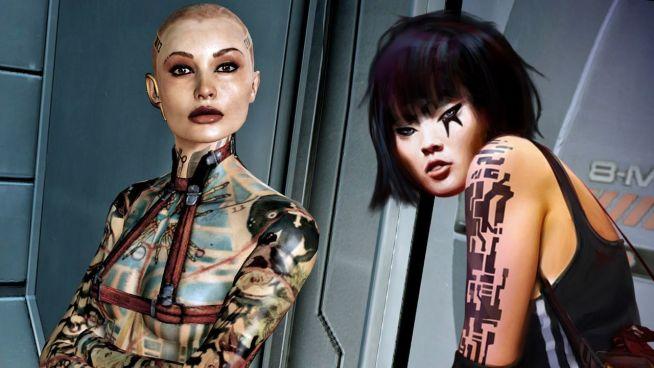 9 berühmte Tattoos in Games und ihre Bedeutung