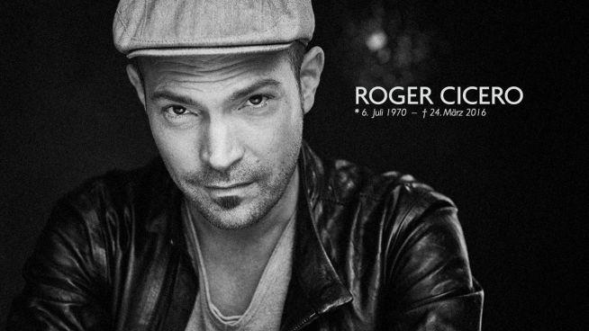 Schlaganfall: Roger Cicero mit 45 Jahren gestorben