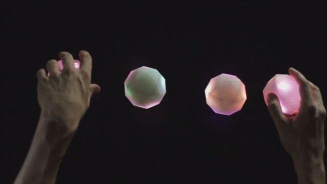 Sound vom anderen Stern: geometrisches Mischpult OTO