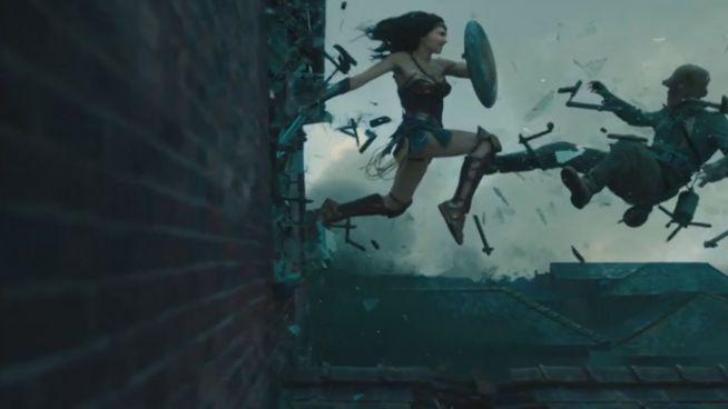 Bahnbrechend: Die Wonder-Woman-Crew im Interview