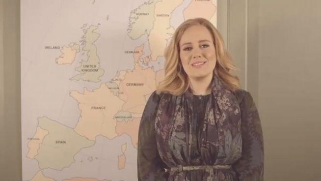 Mega-Deal: Wird Adele die teuerste Künstlerin weltweit?