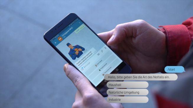 Telegram: Russische Superhelden-Bot soll Leben retten
