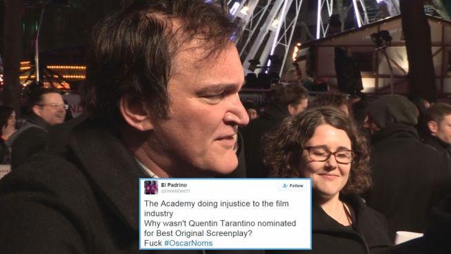 Oscar-Nominierungen: So reagiert das Netz