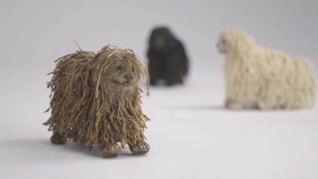 Witzig: Hunde-Roboter mit Alarm-Funktion