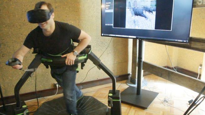 Stierlauf ohne Risiko: Virtaul Reality macht es möglich
