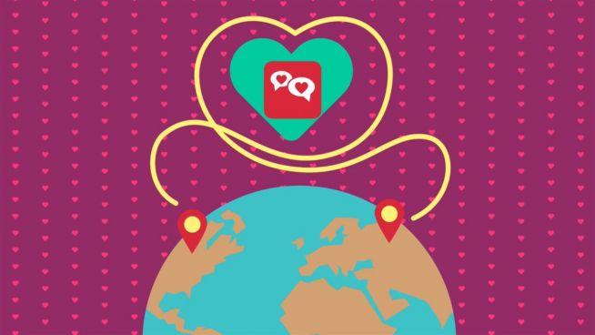 Wisch dich glücklich: Online-Dating-Fakten aus den USA