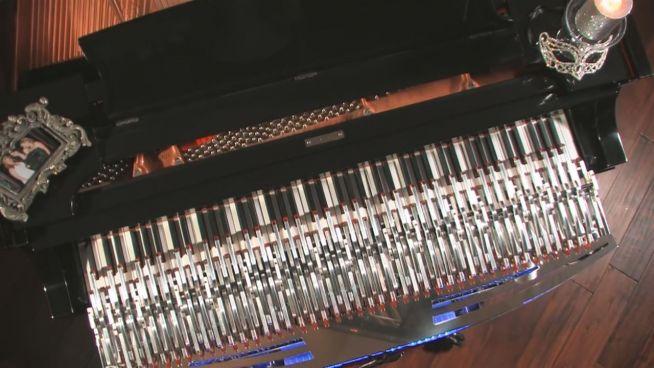 Emotionale Technik: Der klavierspielende Roboter