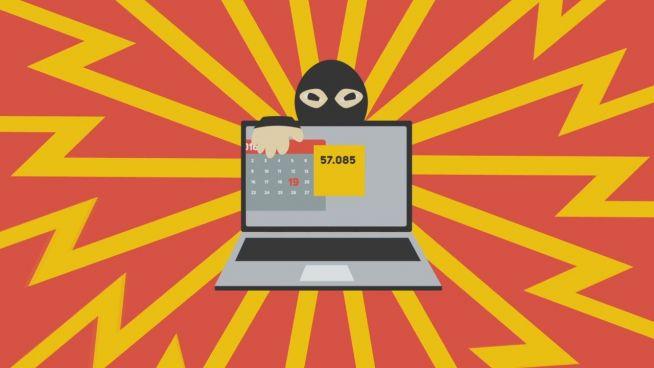 Milliardenschäden: Immer mehr Cyber-Angriffe weltweit