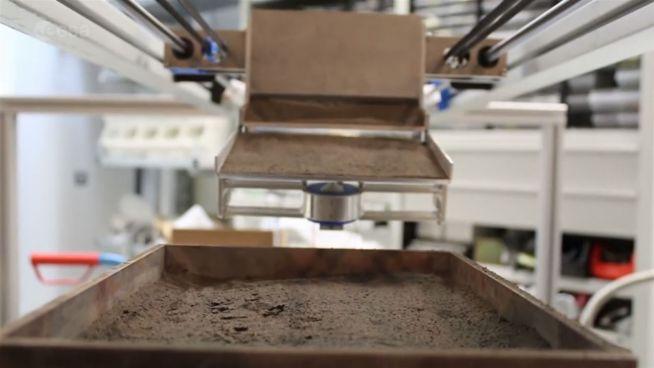 Zukunftsträchtig: 3D-Drucker für Bau von Mondbasis
